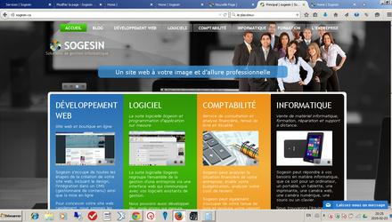 Image de notre site web