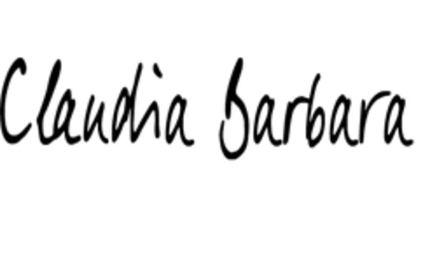 www.claudiabarbara.com