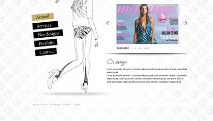 Webdesign Site CSDesign