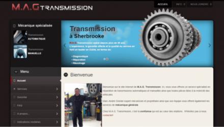 MAG Transmission à Sherbrooke