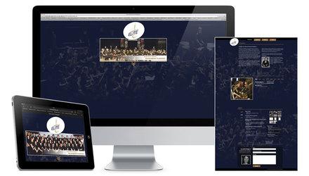 Site web de l'Harmonie Élite des Navigateurs