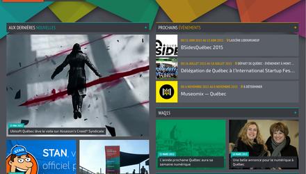Refonte du site Web de Québec numérique