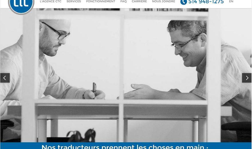 Agence de traduction CTC à Montréal