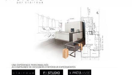 fx studio design