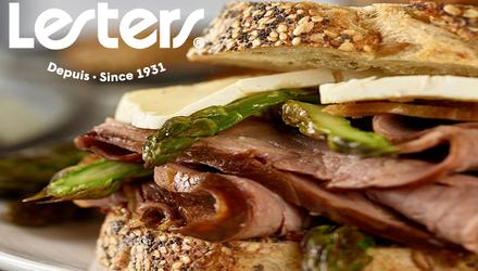 INTRANET RH || Les Aliments Lesters Limitée
