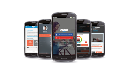 Phydeo (application mobile)