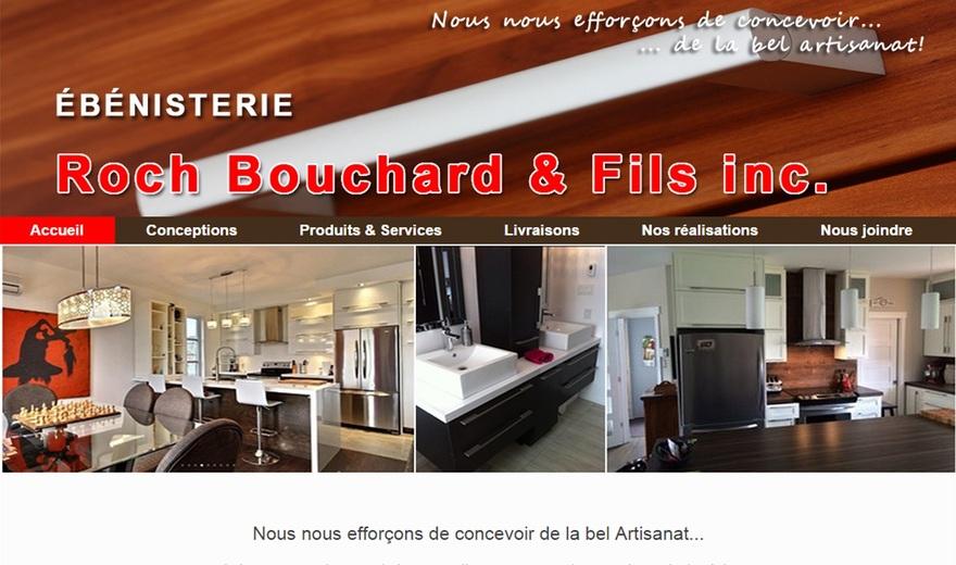 Ébénisterie Rock Bouchard