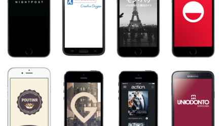 Autres projets iOS et Android