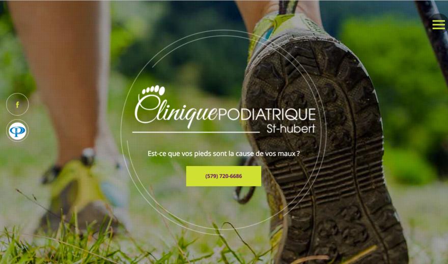Clinique Podiatrique St-Hubert