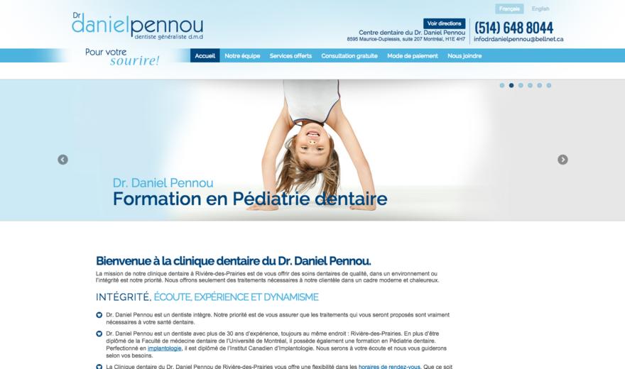 Dentiste Daniel Pennou