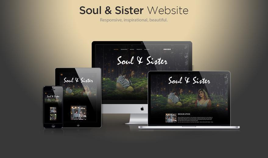 Réalisation Soul & Sister