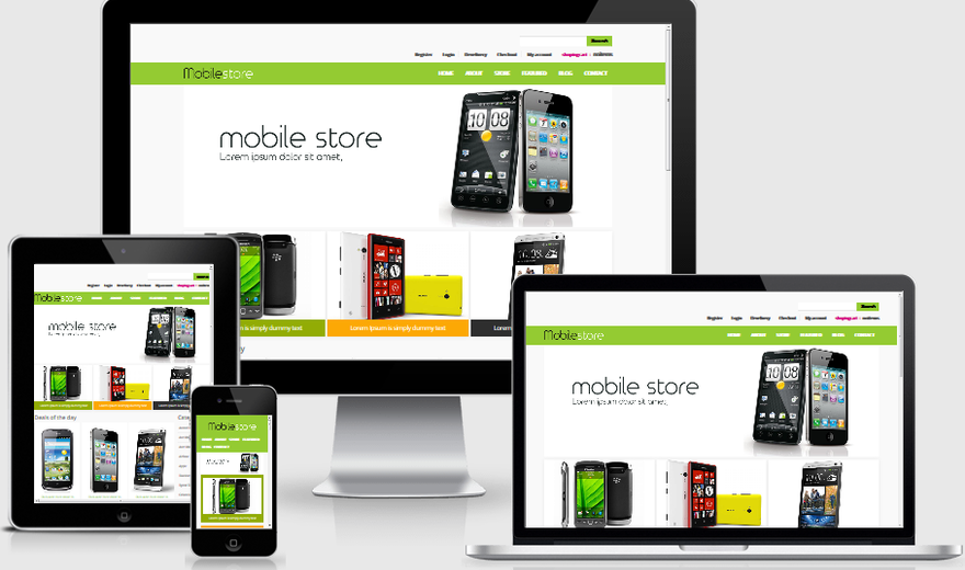 illicosoft, sites web responsive