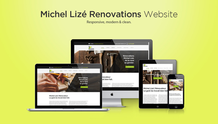 Rénovations Michel Lizé