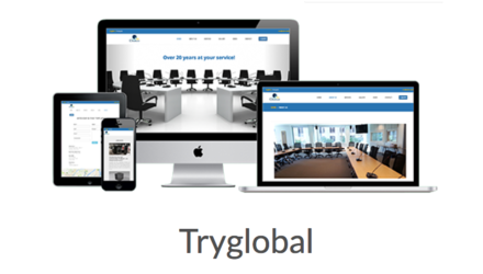 Tryglobal.com (HTML5/PHP5/CSS3/CodeIgniter)