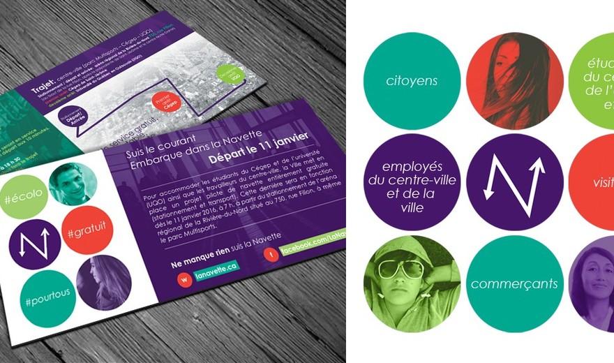 Création d'un logo et développement du branding