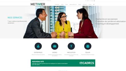 Optimisation client: Métivier Groupe Conseil