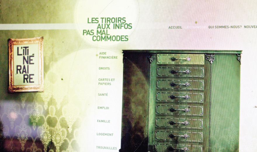 des infos commodes - Le groupe Itinéraires infocommode.org