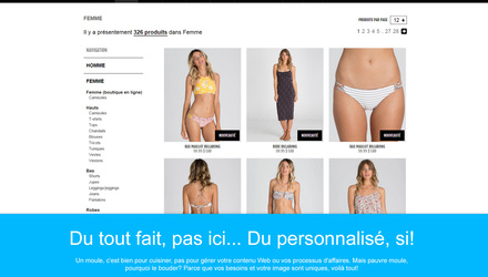 Kellydric - Boutique en ligne