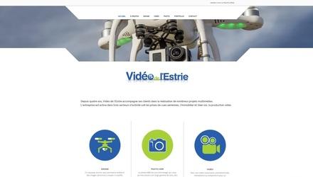 Site web de Vidéo de l'Estrie