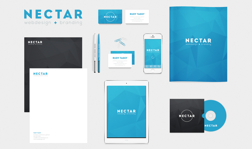Nectar - Branding