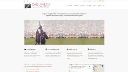 Optimisation client : Caquineau-Expertise