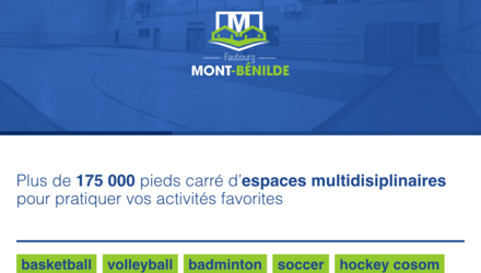 Faubourg Mont-Bénilde