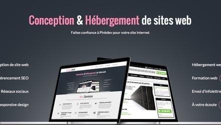 Agence web Pinkdev