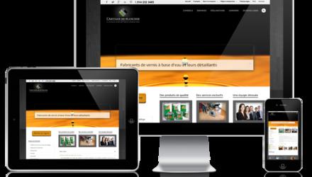 Site web Starter