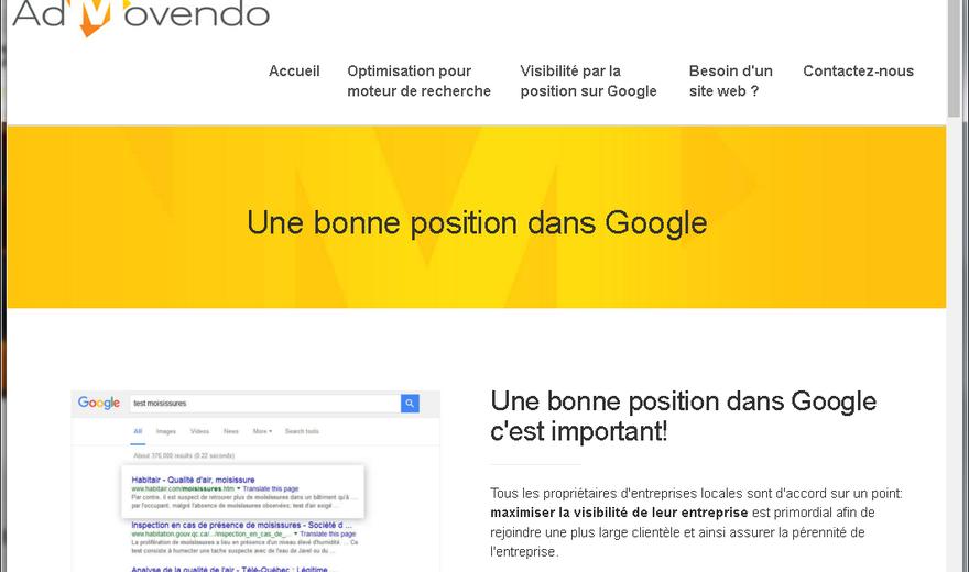 Améliorez votre position sur Google