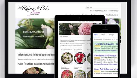 Conception site web, design et création internet