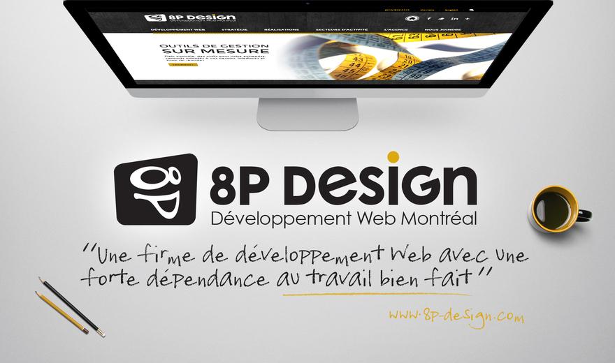 Agence web 8P Design