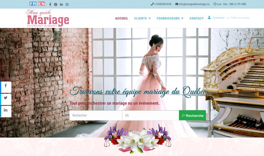 Site Web || Aérodrome Les Moulins / Mascouche-Terrebonne