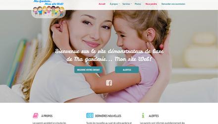 Site Web de démonstration