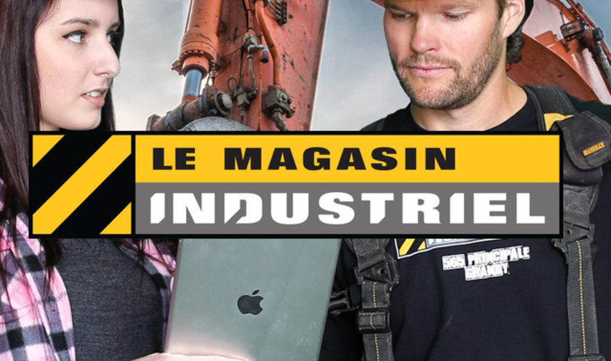 Programmation de la boutique web  du Magasin Industriel