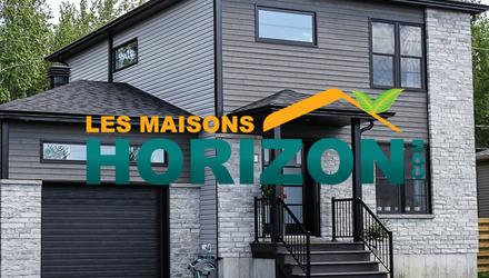 Programmation du site web des Maisons Horizon