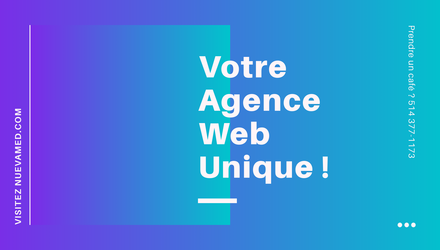 Agence de Marketing Web à Montréal