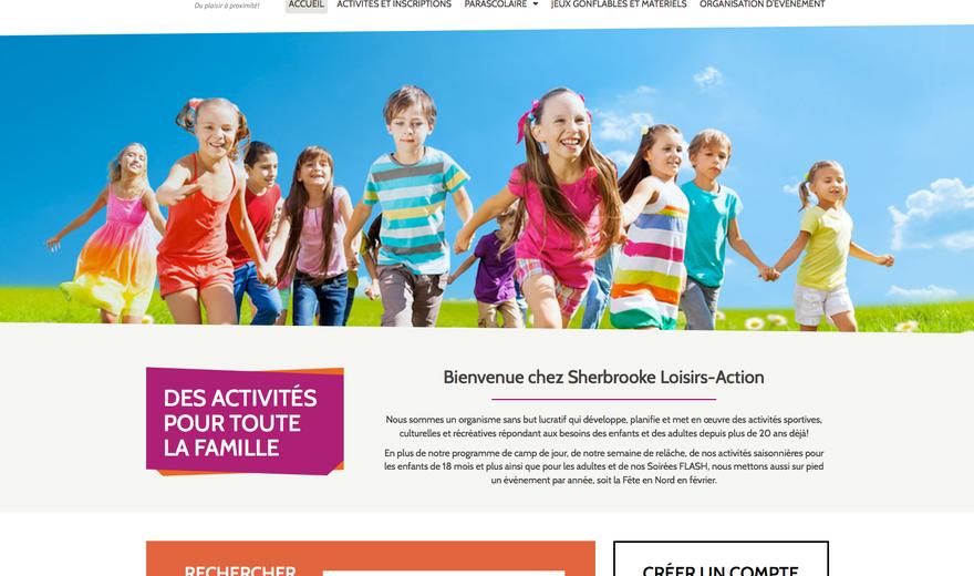 Sherbrooke Loisirs-Action