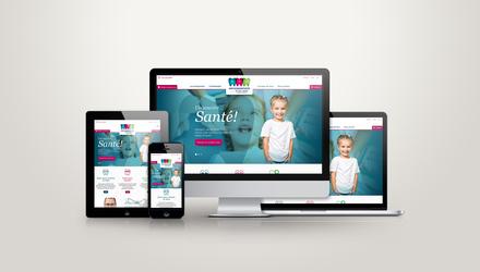 Site Web du Dr. Éric Fortier