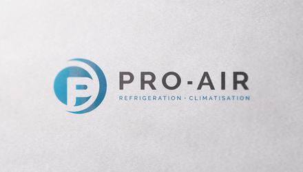 Identité visuelle de Pro-Air