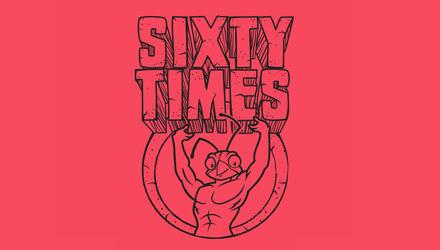 Création du logotype pour l'entreprise « Sixtytimes »