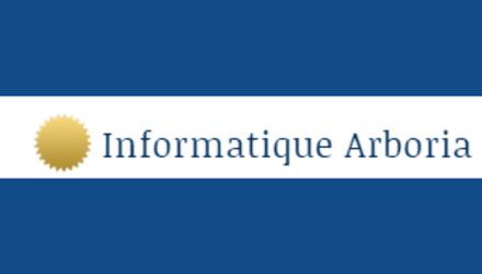 Informatique Arboria - Logo