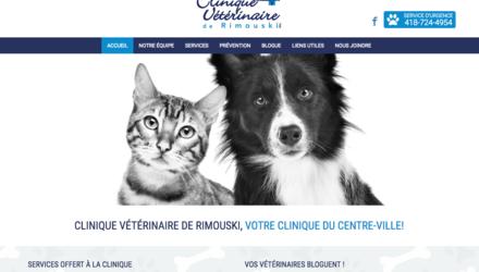 Clinique Vétérinaire de Rimouski