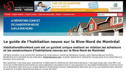 Habitations Rive-Nord