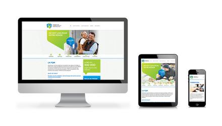 Fédération québécoise des municipalités - Site web