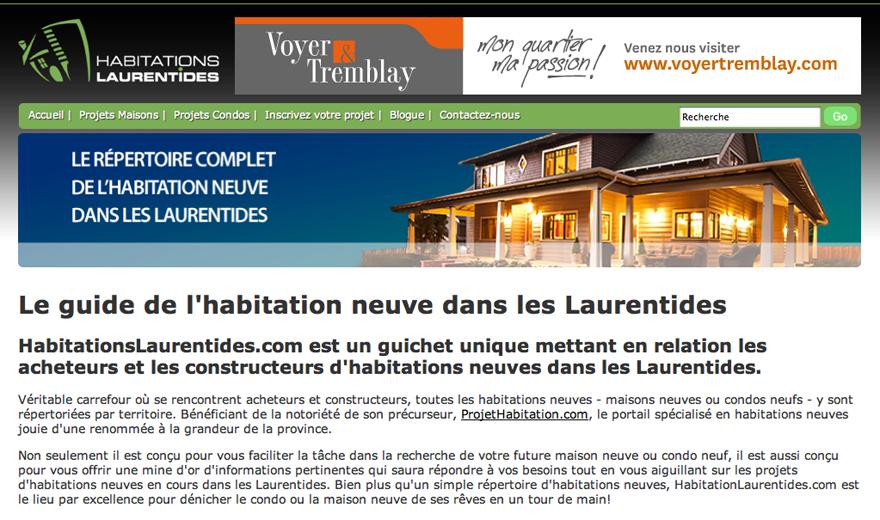 Habitations Laurentides