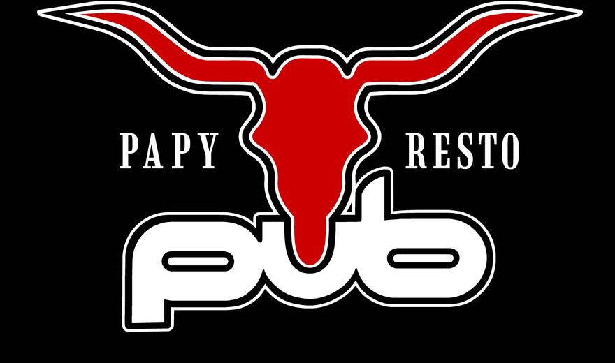 Logo Papy Resto Pub