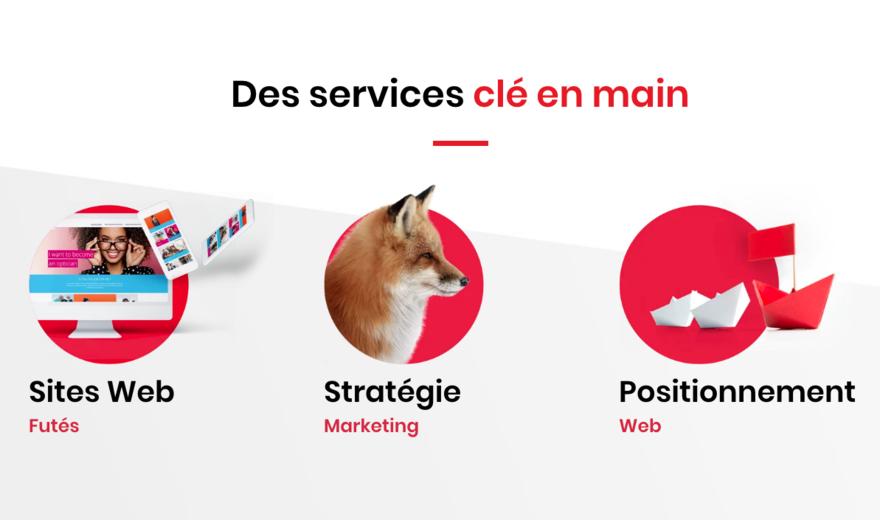 Futé Marketing - Nos services futés