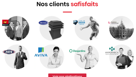 Futé Marketing - Nos réalisations