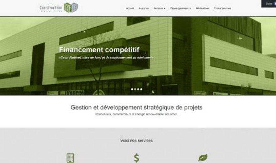 Construction Immobilière GD