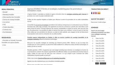 Agence DOUBLE V